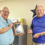 Board of Elections member honored