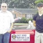 East Bend Ruritan Club awards scholarships