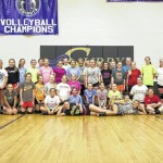 Surry Volleyball Camp a huge success
