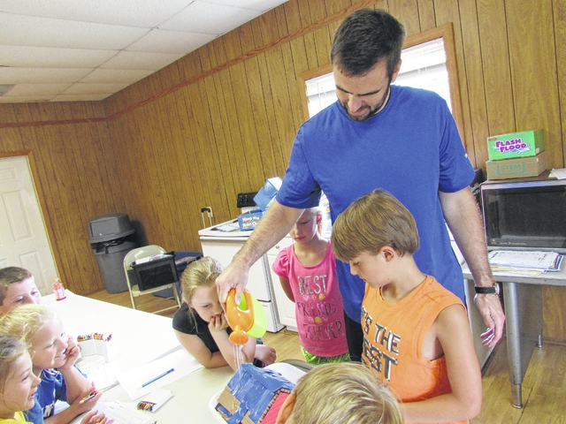 Science, fun and friends at Y camp