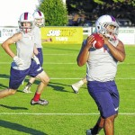 Forbush travels north for 7-on-7 play
