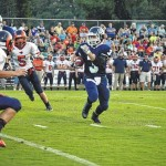 Granite Bears win defensive struggle