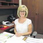Town tax collector retires