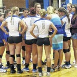 Elkin volleyball's early-season struggles continue