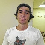 Boonville man charged with larceny