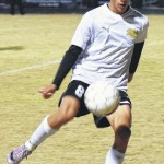 Golden Eagles hang on, tie Forbush for conference lead