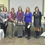 Surry-Yadkin EMC awards grants to teachers for 'Bright Ideas'
