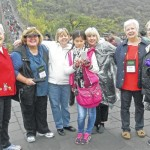 Yadkin County Chamber visits China