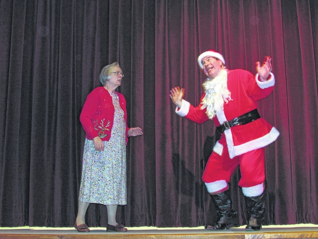 Local actors to perform in holiday show