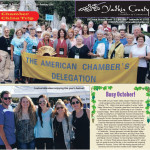 Yadkin County Chamber Newsletter Dec 2015-Feb 2016