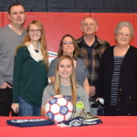 Forbush's Paige Keaton signs with Catawba