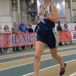 Runners close out indoor track season