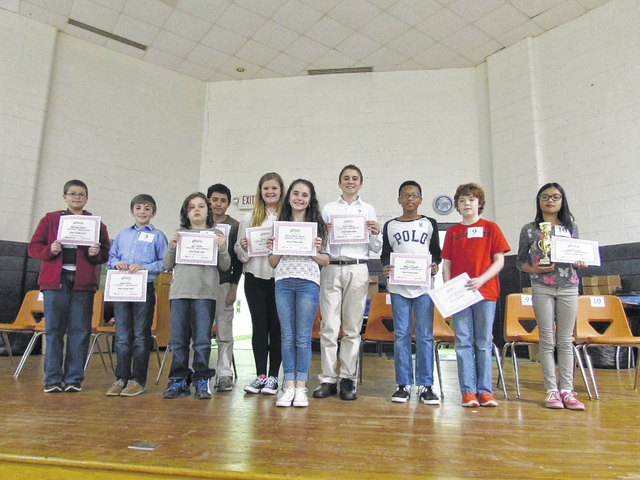 Spelling bee goes 25 rounds