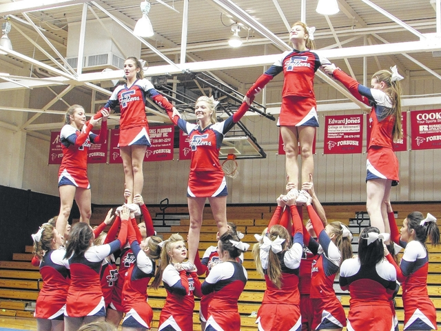 Cheerleaders head to national competition