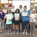 Starmount earth science students win digital poster contest two years in a row