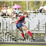 Falcons beat West Stokes, 2-0