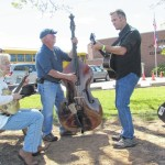 Musicians compete at bluegrass convention