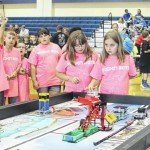 Robotics teams on the rise