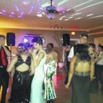 Yadkin Early College holds 2016 prom