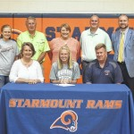 Starmount's Johnson signs with SCC Knights