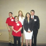 Starmount students to compete in California