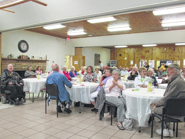 Cops Care luncheon for seniors