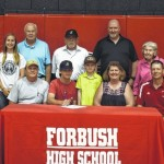 Dylan Ray Signs with SCC