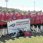 Local soccer team earns bronze