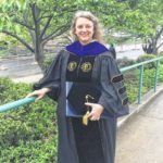 SCC English instructor Kathleen Fowler earns doctorate