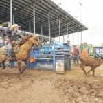 Rodeo results for East Bend's McGraw