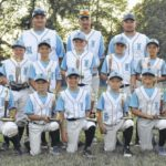 Yadkin County all-stars place second