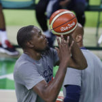 Smooth sailing? US men's basketball seeks more Olympic gold
