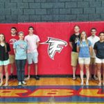 Forbush names athletes of the month
