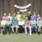 Yadkinville High School Class of 1951 reunites