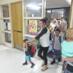 Yadkin students back to school