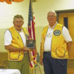 Lions Club honors leader, seeks new members