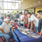 Scc hosts college fair for high schoolers