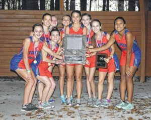 Forbush cross country wins WPAC meet