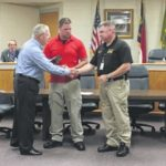 Patriot Award presented to two county directors