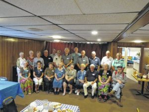East Bend High Class of 1961 reunites