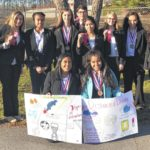 Forbush HOSA students win awards