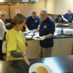 Rotary hosts pancake breakfast
