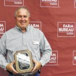 Farm Bureau recognizes area leaders, scholarship recipient