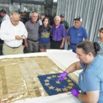 Gray Eagles to raise funds for historic flag conservation