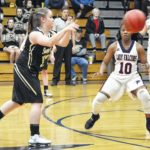 Lady Falcons win WPAC semifinals over Surry Central then fall in finals to North Surry