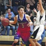 Eagles down Forbush, advance to semis