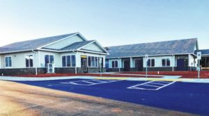 SECU Yadkin hospice home needs finishing touches
