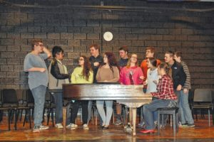 Starmount students to stage production of 'Oklahoma!' at Willingham Theatre in Yadkinville