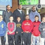 """I Support My Community takes locals kids to Coach Rhodes' """"Fundamentals of Game and Life"""" and Charlotte Hornets versus New Orleans Pelicans"""