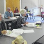 Local author Matthew Miller presented publishing workshop at Elkin Public Library